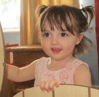 Bubbles Day Nursery child
